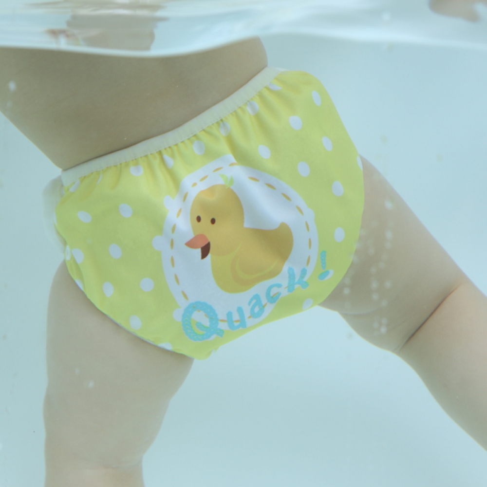 S1 Deluxe Duckie Swimava Diaper
