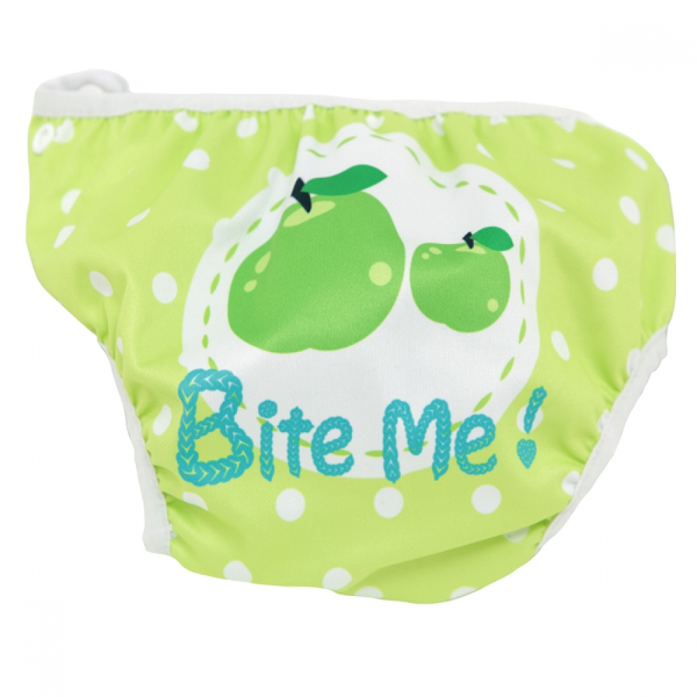 Deluxe Apple Swimava Diaper