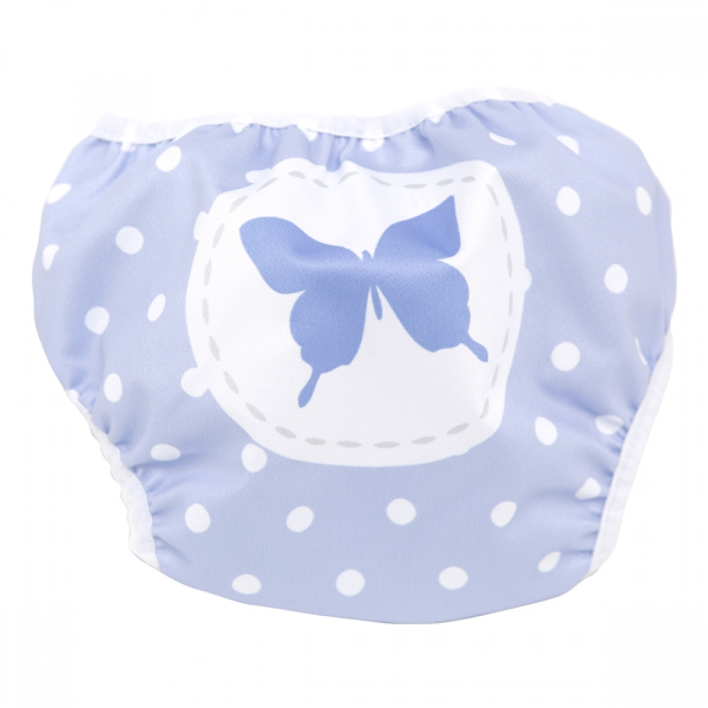 Deluxe Butterfly Swimava Diaper
