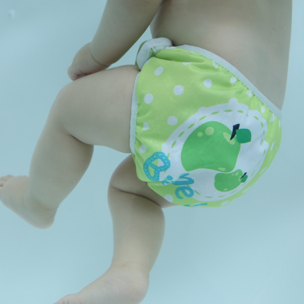 S1 Deluxe Apple Swimava Diaper