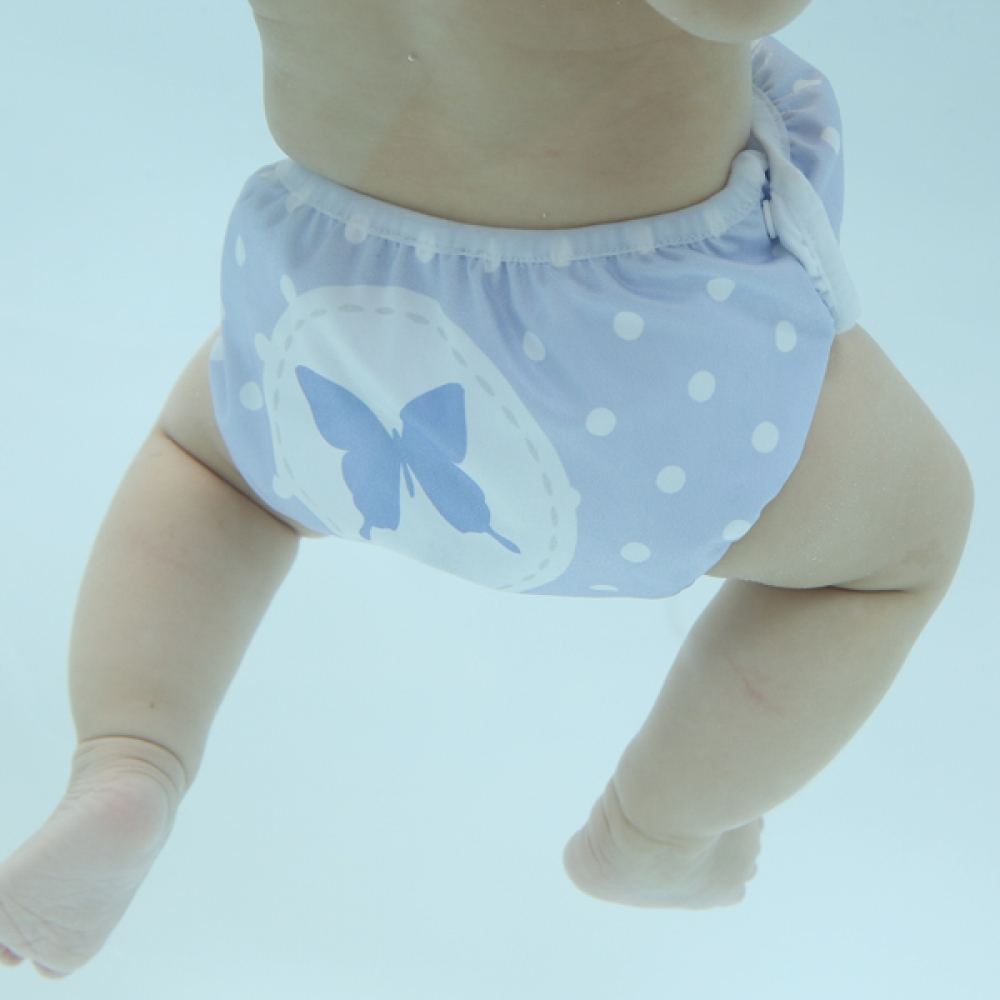 S1 Deluxe Butterfly Swimava Diaper